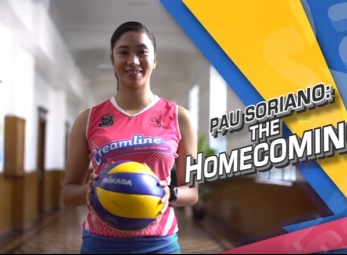 PVL Exclusives: The Homecoming of Pau Soriano