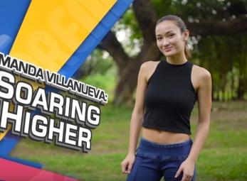PVL Exclusives: Amanda Villanueva, Soaring Higher