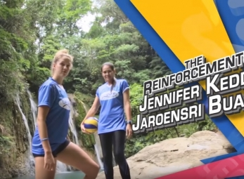 PVL Exclusives: Jenny KeddyJang & Bualee The Reinforcements