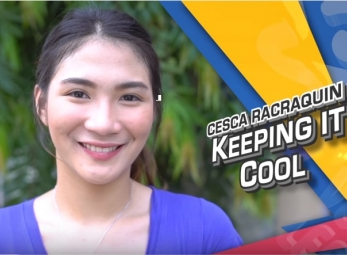 PVL Exclusives: Cesca Racraquin is Keeping It Cool