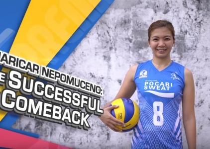 PVL Exclusives: Kai Nepomuceno's Successful Comeback