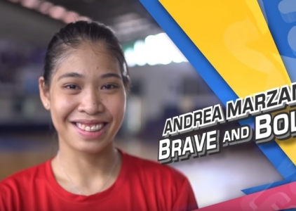 PVL Exclusives: The Brave and Bold Andrea Marzan