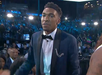 Malik Monk drafted 11th overall by the Charlotte Hornets