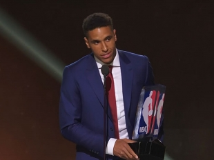 Rookie of the Year: Malcolm Brogdon