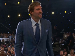 Teammate of the Year: Dirk Nowitzki