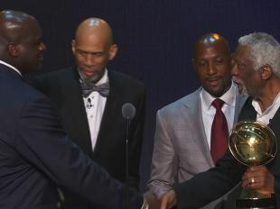 NBA Lifetime Achievement Award: Bill Russell