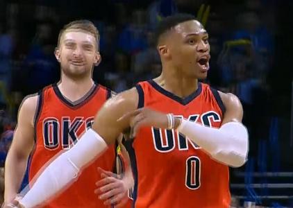 Best of the 2016-17 NBA season: Russell Westbrook