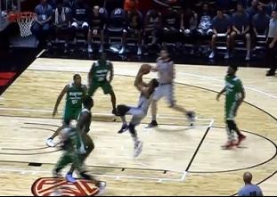 SUMMER LEAGUE RECAP: Spurs 81, Celtics 70