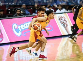 WATCH: Laurenz Victoria puts Kent Salado in the spin cycle!