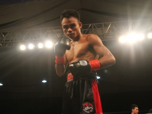 FULL FIGHT: Santisima vs. Mrema (Pinoy Pride 41)