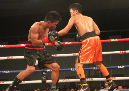 FULL FIGHT: Jino Macapobre vs. Rolien Getalada