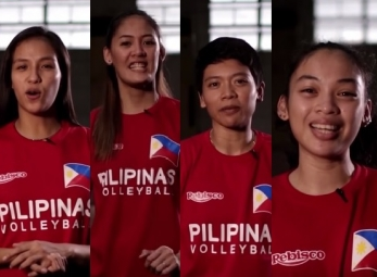 Support PH Nat'l Team on the 19th AVC!
