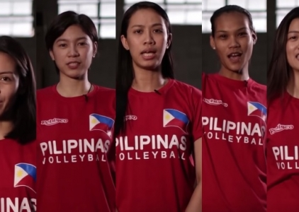 Support PH Nat'l Team on the 19th AVC! (Pt.2)