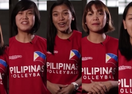 Support PH Nat'l Team on the 19th AVC! (Pt.3)