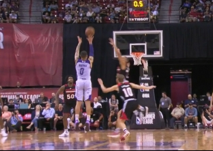 Kuzma's top plays in the 2017 LV Summer League Championship
