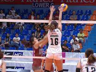 PREMIER VOLLEYBALL LEAGUE: PER vs UP (S1)