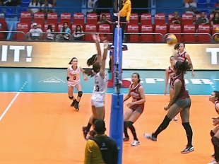 PREMIER VOLLEYBALL LEAGUE: PER vs UP (S2)