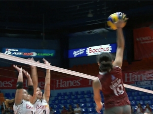 PREMIER VOLLEYBALL LEAGUE: PER vs UP (S3)