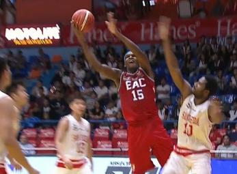 NCAA 93: SBC vs EAC (Q4)
