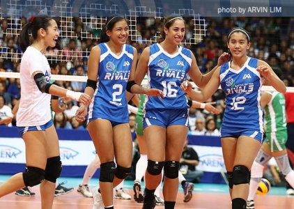 WATCH: Alyssa Valdez's Battle Of The Rivals game-winner