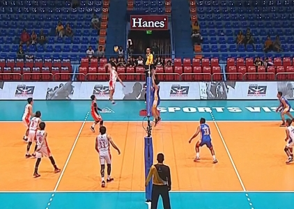 PREMIER VOLLEYBALL LEAGUE: CIG vs PAF (S3)