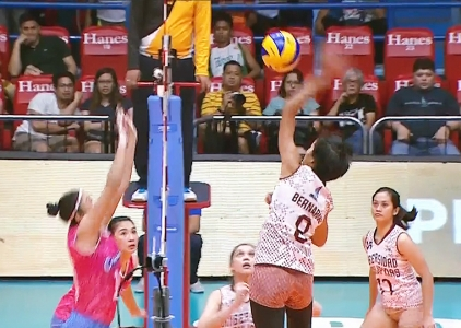 PREMIER VOLLEYBALL LEAGUE: UP vs CRL (S4)
