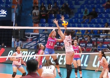 PREMIER VOLLEYBALL LEAGUE: UP vs CRL (S5)