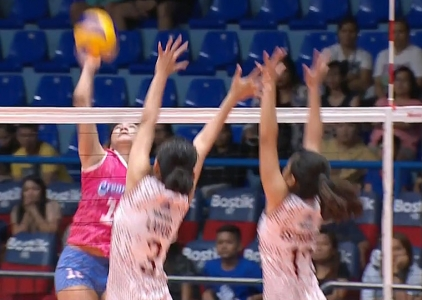 PREMIER VOLLEYBALL LEAGUE GAME HIGHLIGHTS: UP vs CCS