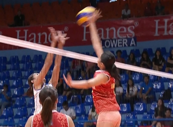 PREMIER VOLLEYBALL LEAGUE: PAF vs PSM (S1)