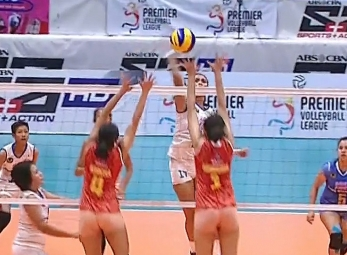 PREMIER VOLLEYBALL LEAGUE GAME HIGHLIGHTS: PAF vs PSM