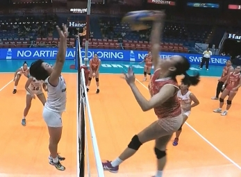 PREMIER VOLLEYBALL LEAGUE: PAF vs PSM (S3)