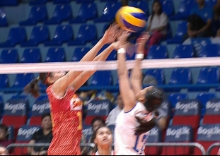 PREMIER VOLLEYBALL LEAGUE: PAF vs PSM (S4)