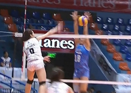 PREMIER VOLLEYBALL LEAGUE GAME HIGHLIGHTS: ADU vs POC