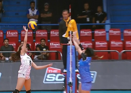 PREMIER VOLLEYBALL LEAGUE: AdU vs POC (S2)