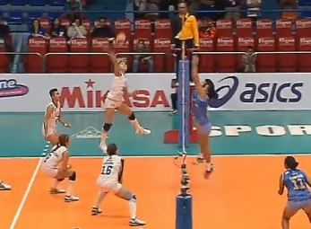 PREMIER VOLLEYBALL LEAGUE GAME HIGHLIGHTS: POC vs PAF