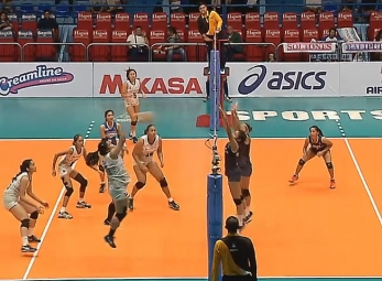PREMIER VOLLEYBALL LEAGUE: BLP vs AdU (S3)