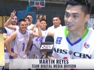 Former Green Archer leads team to victory in Kilos Kapamilya