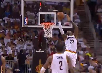 The top 100 dunks of the 2016-17 NBA season