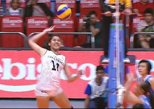 PREMIER VOLLEYBALL LEAGUE GAME HIGHLIGHTS: ADU vs PAF