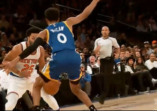The top 100 crossovers of the 2016-17 NBA season