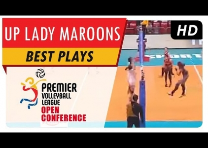 PVL Highlights: Isa Molde drops the picture-perfect hammer