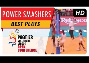 PVL Highlights: Jovie Prado smashes through the block