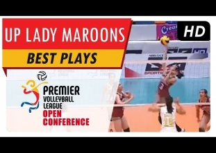 PVL Highlights: Smooth quick-hit by Marist Layug!