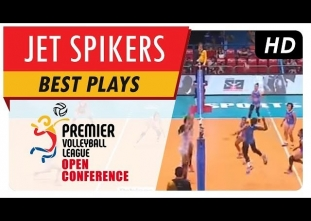 PVL Highlights: Iari Yongco unleashes a down the line hit