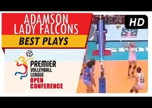 PVL Highlights: Romero shows off her smarts with a drop-ball
