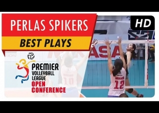 Rosemarie Vargas completes Cool Smashers' elims sweep