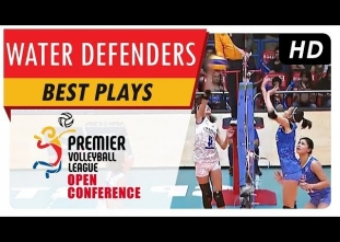 Jasmine Nabor stuns the defense with a one-two play