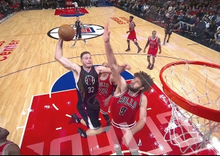 Top 10 plays of the 2016-17 season: LA Clippers