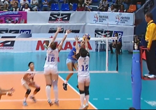 PREMIER VOLLEYBALL LEAGUE: PAF vs POC (S2)