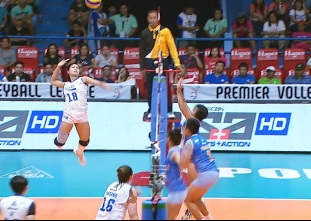 PREMIER VOLLEYBALL LEAGUE: PAF vs POC (S3)